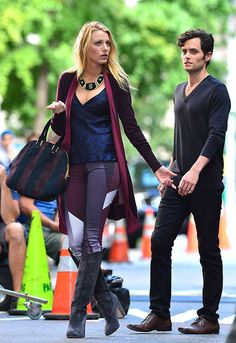 Gossip Girl 最後一輯的穿搭 - Fashion | Popbee...i must have those pants!