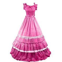 Partiss Damen Adorable Langarm Lace Gothic Victorian Lolita Kleid Partiss http://www.amazon.de/dp/B00ZZGCAUM/ref=cm_sw_r_pi_dp_LnGKvb106PX2N