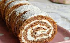 Recepty Archives - Page 27 of 161 - Báječná vareška Czech Desserts, Sweet Desserts, Sweet Recipes, Cake Recipes, Dessert Recipes, Raw Carrot Cakes, Albanian Recipes, Czech Recipes, Sweets Cake