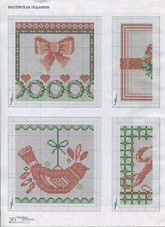 Gallery.ru / Фото #18 - Cross Stitcher_13(101)_2012 - Los-ku-tik