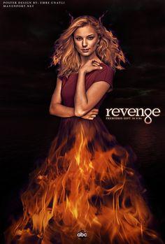 REVENGE #EmilyThorne #Fire