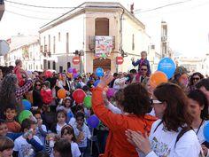 01 - Cercavila Trobades d'Escoles en Valencià 2013 a Pedreguer (163) Foto: laveupv.com