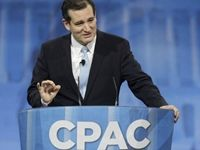 Sen. Ted Cruz (R-TX), who has lead among Tea Partiers in nearly every 2016 GOP presidential primary poll, opened CPAC on Thursday and said that conservatives can win elections when they draw a clear and sharp contrast between corrupt Washington and the American people in a way that the GOP establishment has not been able to successfully do.