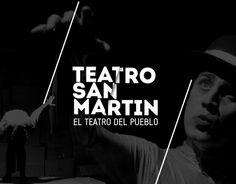 Teatro San Martín - Sistema de Identidad http://on.be.net/1QvehMB