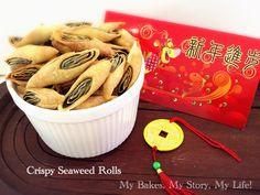Crispy Seaweed Rolls