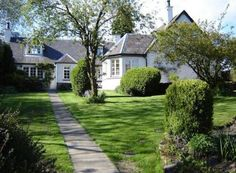 Corshill Cottage and Barn Apartments, Thornhill, Stirling, Stirlingshire (Sleeps 1 - 14), Scotland. Travel. Holiday. Self Catering. UK.