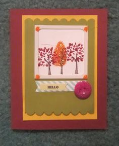 Card by Chas DT.