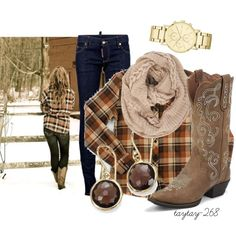 """country girl"" by taytay-268 on Polyvore"