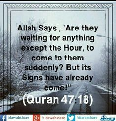 Quran verse about the Judgment Day