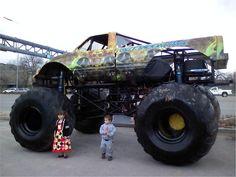 Dodge Ram Monster Truck