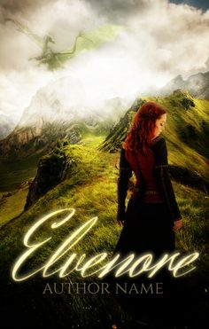 Elvenore Wattpad Cover Premade by Theladyofthelost