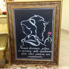 We should never judge people by their appearance because they may surprise us Beauty And Beast Wedding, Beauty And The Beast Party, Happy Birthday Girls, Quinceanera Themes, Hand Embroidery Art, Chalkboard Designs, Alice, When I Get Married, New Years Eve Party