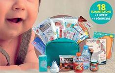 Echantillons gratuits pour bébé, maquillage, parfums • Mes échantillons Gratuits
