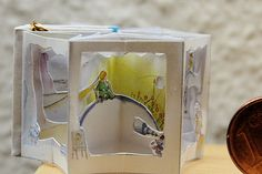 1/12 Miniature Pop-Up book The Little Prince.