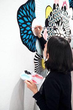 Yellena james Painting Inspiration, Art Inspo, Yellena James, Illustrations, Illustration Art, Fleur Design, Mural Wall Art, Arte Pop, Colorful Paintings
