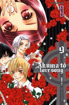 Akuma to love song. Manga