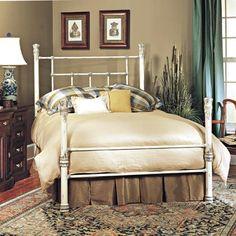 Chantal Iron Bed