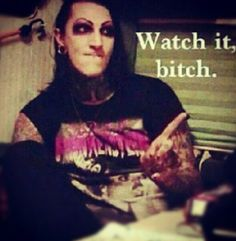 Diva, Chris, Motionless in White