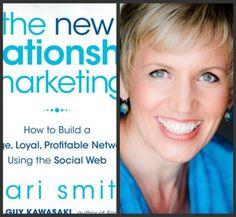 Mari Smith and book
