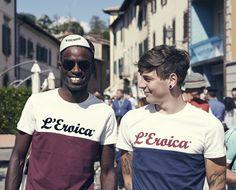 L'Eroica 2014 >> http://blog.lecoqsportif.com/fr/leroica-2104/?code=fr-fr  Photo credit : Caroline Pauleau. #cycling #vintage #race #Tuscany