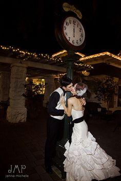 New Year's Eve Wedding  www.jennamichelephotography.com