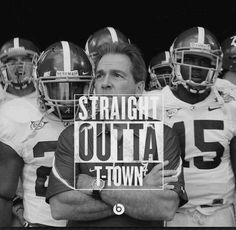 Straight Outta T-Town
