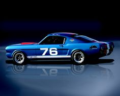 Another henryv 1965 Shelby GT350 post...