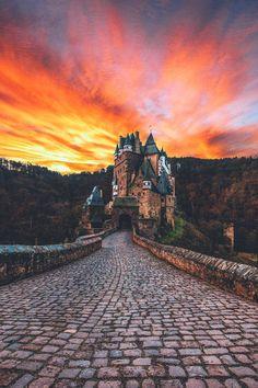 Berg Eltz Castle - Germany