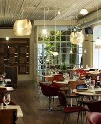 Restaurante. Bar Tomate. Madrid.