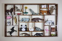 Display Collection by Quentin Origami, via Flickr