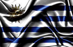 Banderas del Mundo - URUGUAY - @argentamlf.