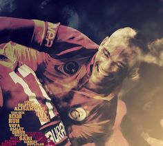Wesley Sneijder / Galatasaray on Behance