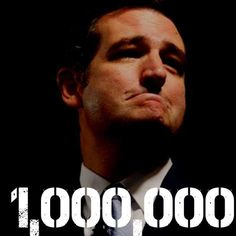 """Did yall hear about this. 1,000,000 Cruzers """"Ted Cruz Supporters"""" To Converge on Cleveland, OH for The Republican Party National (GOP) Convention? We WILL Take Our Country Back!"""