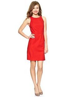 Poster Red Sheath dress | Gap. $59.95