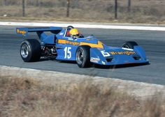 Basil van Rooyen's Atlantic Chevron B34 Classic Race Cars, Formula 1, F1, Motorbikes, Motors, Basil, Aurora, South Africa, Chevron