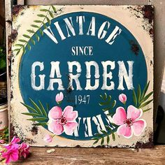 Sign Quotes, Sign Sayings, Decoupage Paper, Party Signs, Mix Media, Painting On Wood, Shabby Chic, Wreaths, Photo And Video