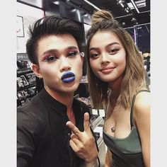 Lily Maymac, Latest Fashion Trends, My Hair, Beautiful People, Short Hair Styles, Halloween Face Makeup, Breast, Romance, Classy