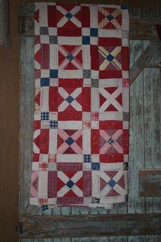 Good utilitarian prim quilt