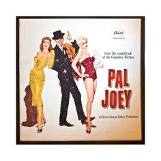 Pal Joey With Frank Sinatra, $84, now featured on Fab.
