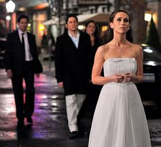 Ghost Whisperer; her second wedding to Jim