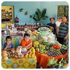 Hungry Planet - 30 famílias e 24 países - Sobre tudo e sobre o nada