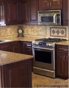 find this pin and more on kitchen - Kitchen Ceramic Tile Ideas