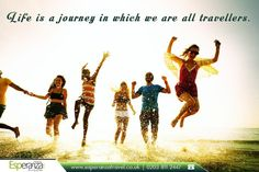 """""""Life is a journey in which we are all travellers. Life Is A Journey, Journey Quotes, Life Quotes, Flight Quotes, Travel Quotes, Movie Posters, Pictures, Quotes About Life, Photos"""
