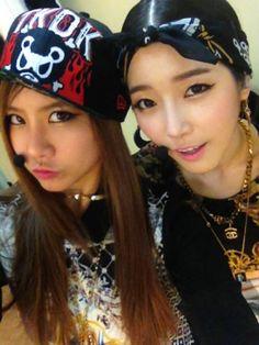 GLAM - Zinni & Dahee