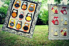 cute owl quilts - Google Search