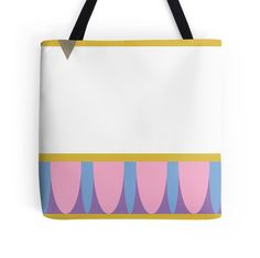 Cute tote bag for a Beauty and the Beast Disneybound! Mrs. Potts and Chip! // Off to the Cupboard Now by BLUESPOON