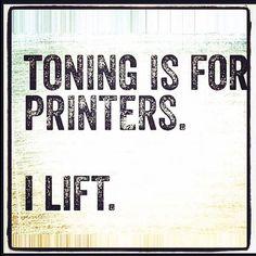 I lift | Get Workout Gear @ http://www.fitnessgirlapparel.com