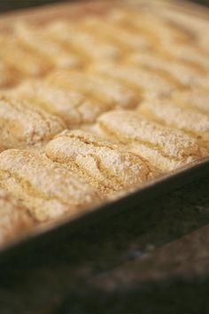 Gluten free lady finger recipe soooo many old fashioned recipes use ladyfingers/sponge cake!