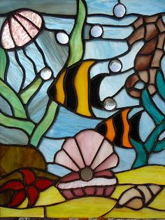 FaithsBizzar Stained Glass Art