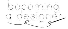 Practical tips and advice for those interested in pursuing independent design. and interviews with independent fashion designers